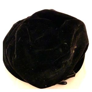 Accessories - Black Dress Hat Size Extra-Small